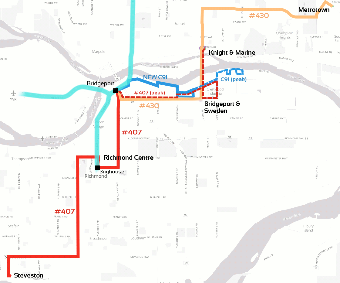transit ideas: fixing the 407 and 430 (richmond) - daryl's dialogue