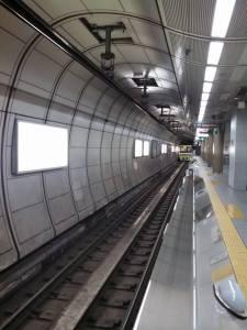 Osaka's Nagahori-Tsurumi-Ryokuchi line was the first of numerous linear motor train lines.